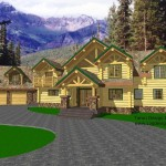Building Log Home Dreams Since Custom Homes Plans