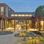 Building Michelle Kaufmann Home Marin County Modern Real