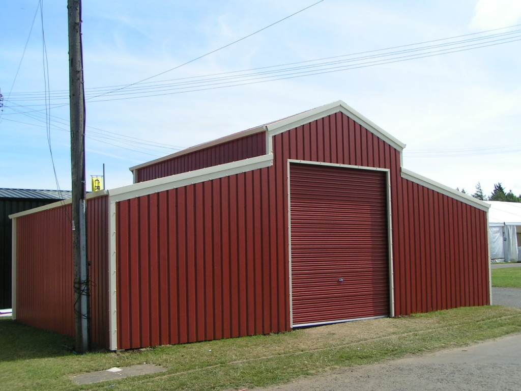 Buildings Steel Metal Prefabricated