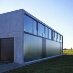 Bunker House Made Prefab Concrete Blocks Haus Bold Digsdigs