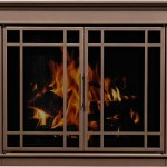 Burbank Fireplace Bbq Glass Doors Prefabricated Hamilton Bronze