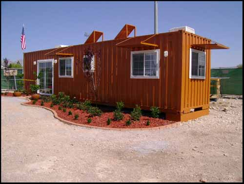 Business Booming Shipping Container Homes