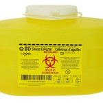 Buy Sharps Collection Container From Value Valet