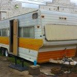 Buying Used Trailer For Tiny Home Project Chop Wood Carry Water
