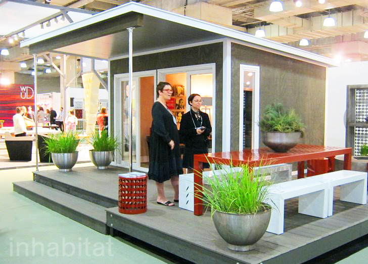 Cabin Fever Unveils Their Latest Prefab Zipcabin Icff