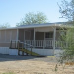 Cabin Rental Yuma Arizona Usa Late Model Park Side Trailer Home
