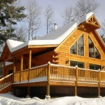 Camp Series Under Cedar Knoll Log Homes Plans Kits And