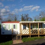 Camping Clos Auroy Mobile Homes For Rent Bedrooms