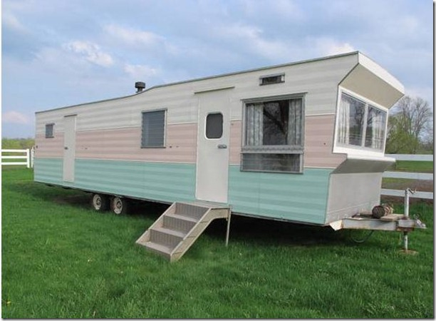 Capsule Rollohome Mobile Home Trailer For Sale Pattern Required