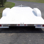 Car Trailer Plans Utility Build Yourself
