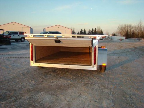 Cargo Pro Enclosed Utility Trailer Kramer Sales