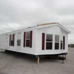 Carver Cavco Industries New Mobile Home Model