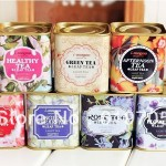Case Tea Tins Storage Boxes Lids Container Wedding Gifts