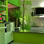 Cawah Homes Modern Green Blending Design Gayuh Architect