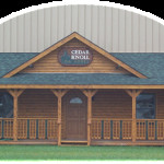 Cedar Knoll Sends Out Monthly Specials Log Homes