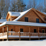 Celebrate Earth Day Real Log Homes Style