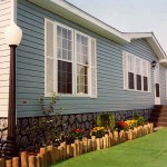 Charlton Building Supply Brings You Mobile Home Skirting