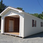 Check Out The Construction Specifications Here Vinyl Portable Garage