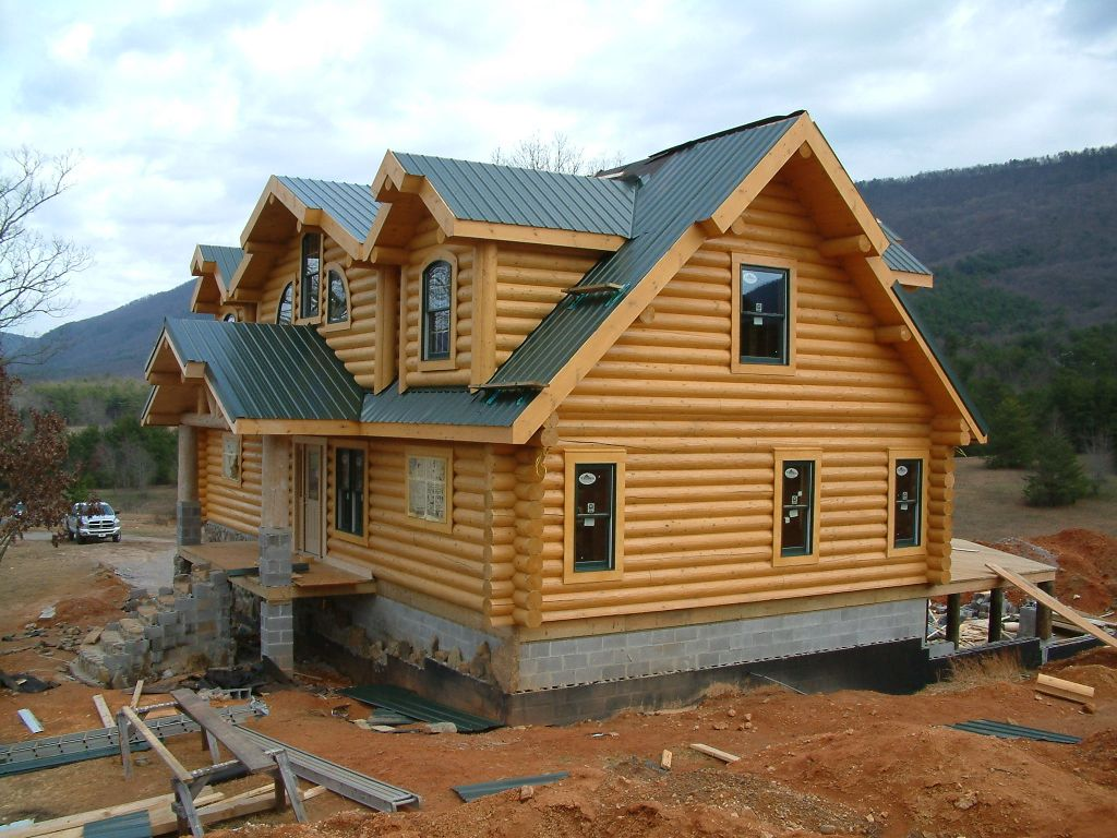 Check Out The Following Log Homes Videos Avalon Home