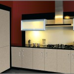 China Acrylic Kitchen Cabinet Modular