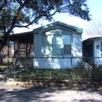 Circle Austin Mobile Home Community Property