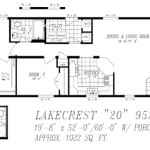 Clayton Manufactured Homes Floor Plans Single Wide