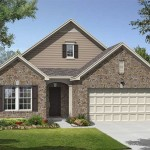 Clayton Single Home Floor Plan Matthews Ryland Homes