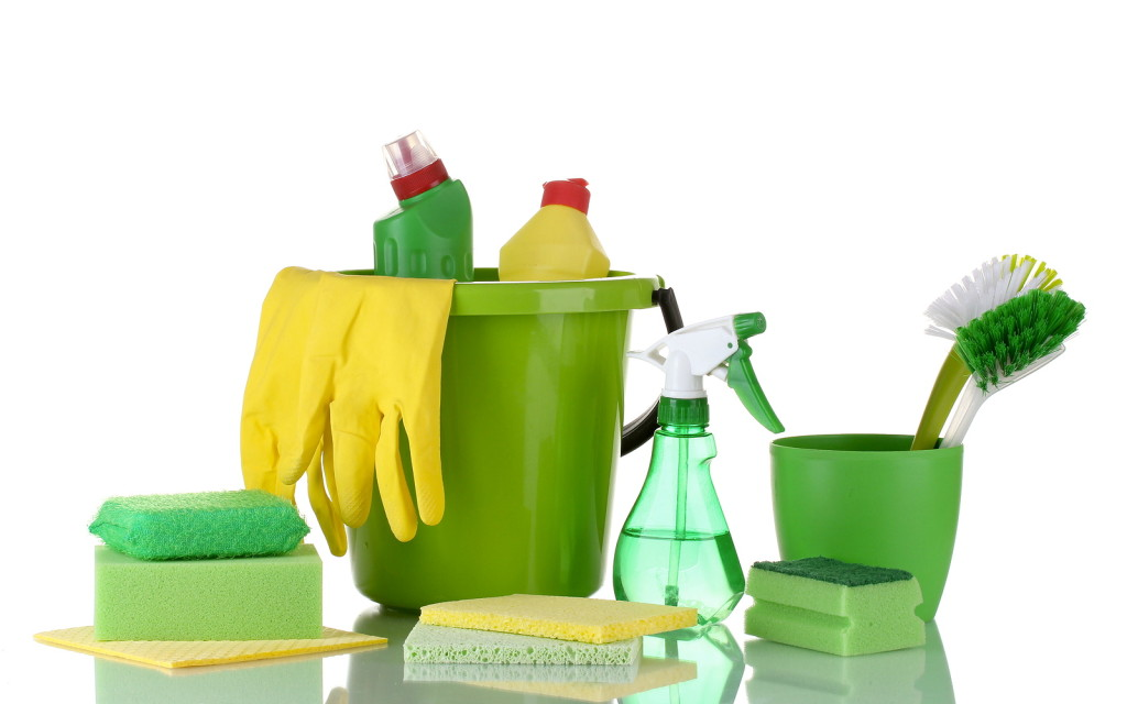 Clean Green Professional Cleaners Breath Easy Done