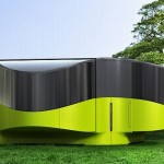 Coc Mobile Home Modular Solar Caravan For The Eco Conscious