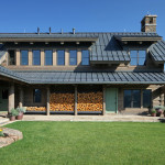 Colorado Log Home Rustic Exterior