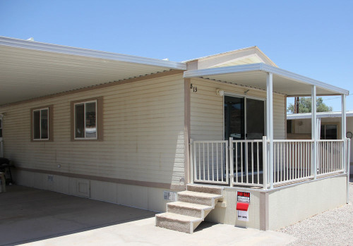Colorado River Mobile Home For Sale Near Lake Havasu Parker