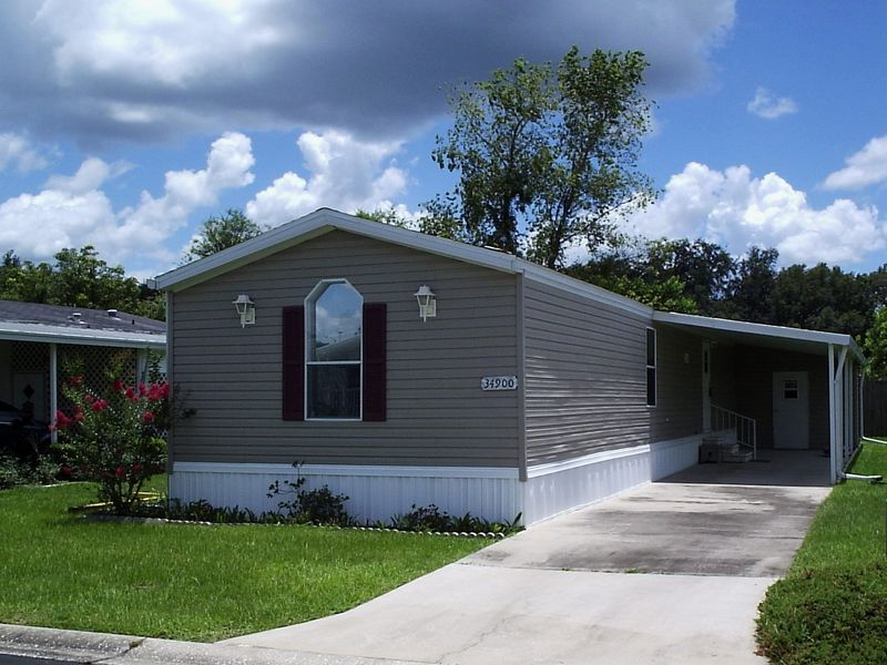 Comfortable And Affordable Bedroom Bath Mobile Home For Sale