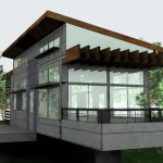 Compact Modular Green Homes Built For Energy