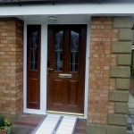 Composite Doors Newcastle Keyless Entry System
