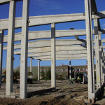 Concrete Frame Buildings High Quality Precast Products