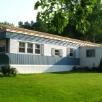 Conneaut Lake Area Mobile Home Has Roof Built Over