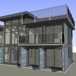 Container Homes Zigloo Shipping