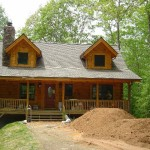 Contractors North Carolina Log Cabins Luxury Home Builders