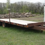 Contrail Ton Tag Trailer For Sale Glenwood Minnesota