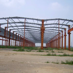 Conventional Structural Prefabricated Steel Pre Engineered Building