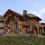 Cost For The Dakota Drawn Mountain Accent Home