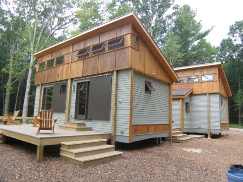 Cottage Day Prefab Tiny Cabins House Pins