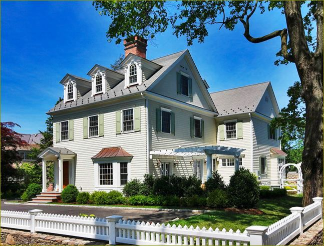 Country Club Homes Custom Home Builder Remodeler Fairfield County New