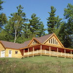 Coventry Log Homes Grand View Floorplans Cabin