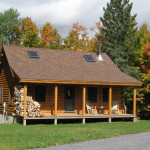 Coventry Log Homes Hickory Floorplans Cabin