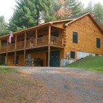 Coventry Log Homes Meadows Floor Plan Dads House