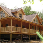 Coventry Log Homes Sherwood Floorplans Cabin