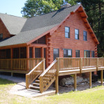 Coventry Log Homes Summit View Floorplans Cabin