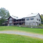 Craftsbury Vermont Log Home Acres