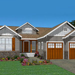 Craftsman Homes Collection Langley